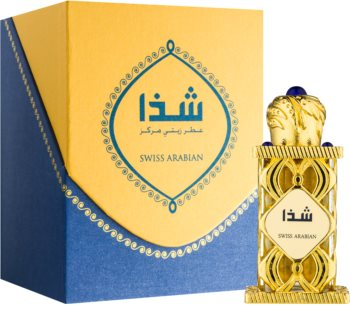 Swiss Arabian Shadha parfümiertes Öl unisex 18 ml