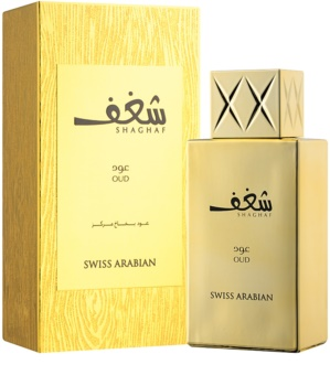 Swiss Arabian Shaghaf Oud Eau de Parfum for Men 75 ml