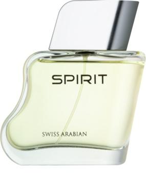 Swiss Arabian Spirit Eau de Toilette para homens 100 ml