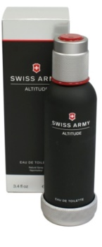 Swiss Army Altitude Eau de Toilette voor Mannen 100 ml