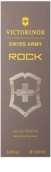 Swiss Army Rock Eau de Toilette für Herren 100 ml