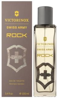 Swiss Army Rock Eau de Toillete για άνδρες 100 μλ