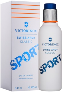 Swiss Army Classic Sport Eau de Toilette voor Mannen 100 ml