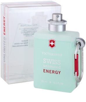 Swiss Army Swiss Unlimited Energy eau de cologne pentru barbati 150 ml
