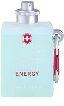 Swiss Army Swiss Unlimited Energy kolínská voda pro muže 150 ml