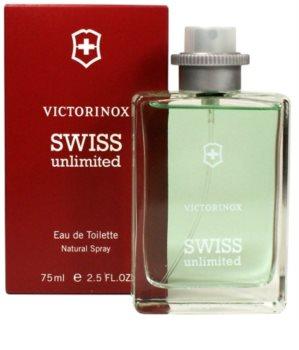 Swiss Army Unlimited Eau de Toilette Herren 75 ml