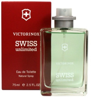 Swiss Army Unlimited eau de toilette per uomo 75 ml