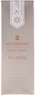 Swiss Army Victoria Eau de Toilette para mulheres 100 ml
