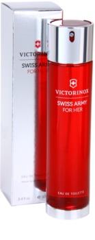 Swiss Army for Her Eau de Toilette für Damen 100 ml