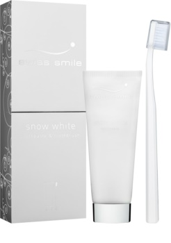 Swiss Smile Snow White lote cosmético I. unisex