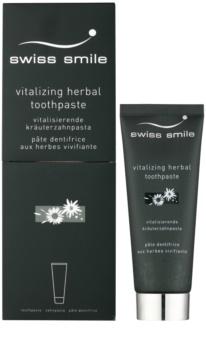 Swiss Smile Herbal Bliss nährende Kräuterzahncreme