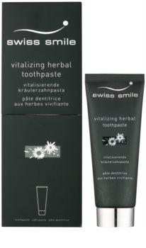 Swiss Smile Herbal Bliss vyživující bylinná zubní pasta