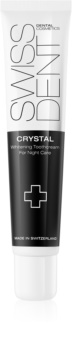 Swissdent Crystal Regenerating and Whitening Tooth Cream