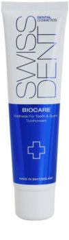 Swissdent Biocare crema regeneradora para dientes y encías