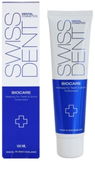 Swissdent Biocare Regenerating and Lightening Tooth Cream