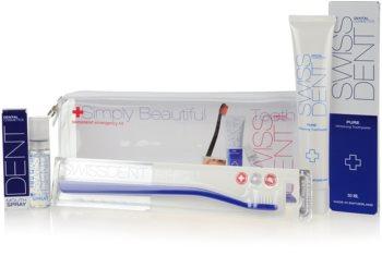 Swissdent Emergency Kit BLUE zestaw kosmetyków II.