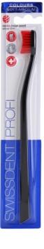 Swissdent Colours Single escova de dentes soft-medium