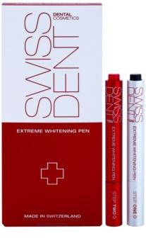 Swissdent Extreme lápiz blanqueador bifásico