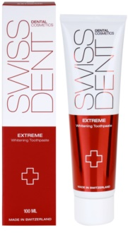 Swissdent Extreme intenzivní bělicí zubní pasta