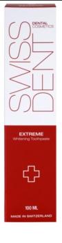 Swissdent Extreme dentifrice blancheur intense