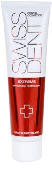 Swissdent Extreme pasta dentífrica branqueadora intensiva