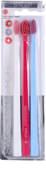 Swissdent Gentle Trio Toothbrush