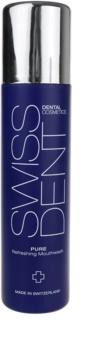 Swissdent Pure szájvíz a friss leheletért