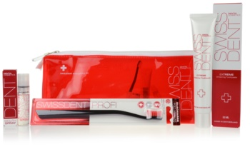 Swissdent Emergency Kit RED Cosmetic Set I.