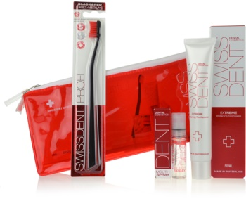 Swissdent Emergency Kit RED Kosmetik-Set  I.