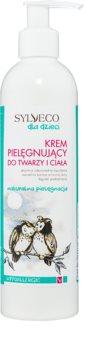 Sylveco Baby Care crema hranitoare pentru copii