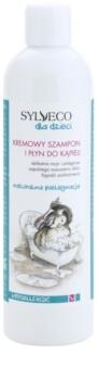 Sylveco Baby Care sampon és fürdőhab gyermekeknek