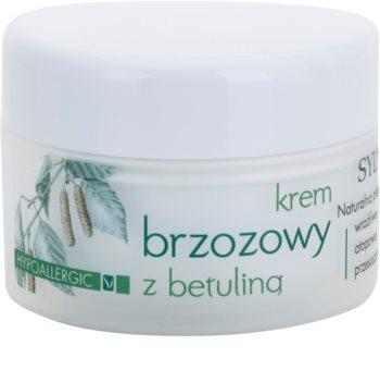 Sylveco Face Care nährende und feuchtigkeitsspendende Creme für empfindliche und intolerante Haut