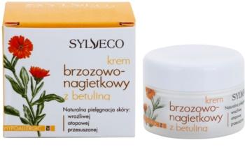Sylveco Face Care nagietkowy krem do twarzy do cery wrażliwej i skłonnej do podrażnień