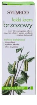 Sylveco Face Care regeneráló és hidratáló krém a dehidratált száraz bőrre