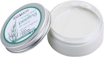 Sylveco Face Care peeling facial para diminuição de poros e aspeto mate