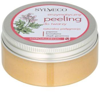 Sylveco Face Care exfoliante enzimático para el rostro