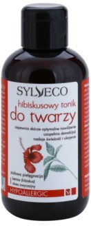 Sylveco Face Care Soothing Cleansing Tonic With Hibiscus