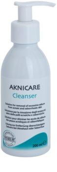 Synchroline Aknicare čisticí gel k redukci kožního mazu aknózní a seboroické pleti
