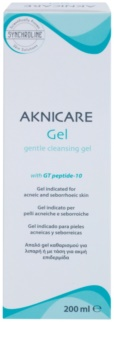 Synchroline Aknicare  čisticí gel pro aknózní a seboroickou pleť