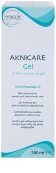 Synchroline Aknicare Reinigungsgel für Haut mit Akne und Seborrhoischem Ekzem