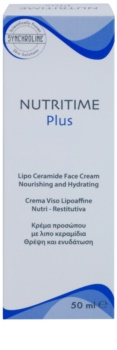 Synchroline Nutritime Plus výživný a hydratační krém s ceramidy