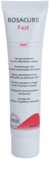 Synchroline Rosacure Fast гель для чутливої шкіри схильної до почервонінь