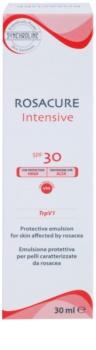 Synchroline Rosacure Intensive ochranná emulze pro citlivou pleť se sklonem ke zčervenání SPF 30