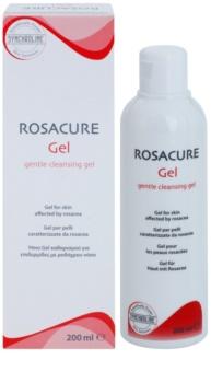 Synchroline Rosacure delikatny żel oczyszczający do skóry wrażliwej ze skłonnością do przebarwień
