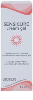 Synchroline Sensicure hydratisierende Gel-Creme für empfindliche und intolerante Haut
