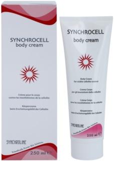 Synchroline Synchrocell tělový krém proti celulitidě