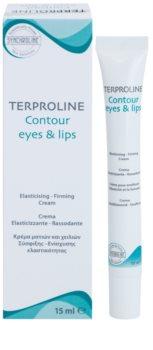 Synchroline Terproline creme de contorno para olhos e lábios