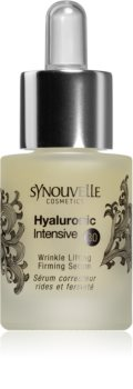 Synouvelle Cosmeceuticals Hyaluronic Intensive Firming Anti Wrinkle Serum with Hyaluronic Acid