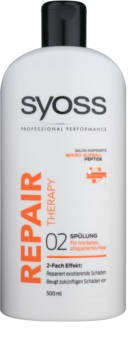 Syoss Repair Therapy Intensive Regenerating Conditioner For Damaged Hair