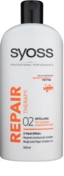 Syoss Repair Therapy intenzivný regeneračný kondicionér pre poškodené vlasy